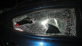 屏東,潮州,海陸,槍擊,行車糾紛(翻攝畫面)
