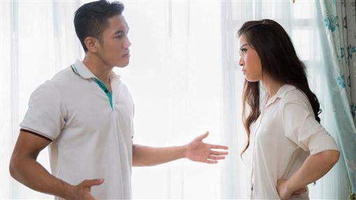 夫妻吵架、情侶吵架、家庭(示意圖/翻攝自Pixabay圖庫)