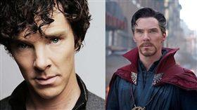 班奈迪克康柏拜區(Benedict Cumberbatch)(翻攝臉書)