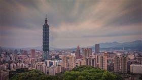 天龍國、天龍人、台北101/pixabay