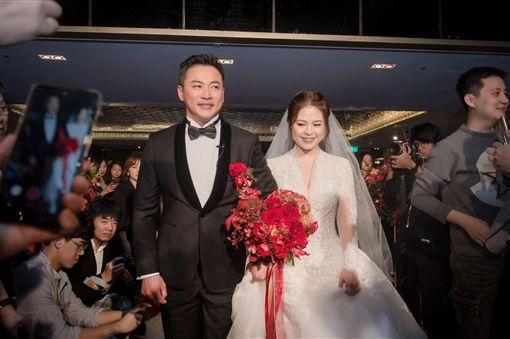 江宏恩,結婚/翻攝自臉書