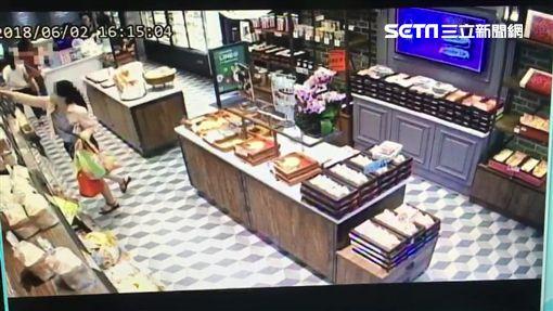 新北市,永和,永和路二段,麵包店,偷竊,吐司,竊盜