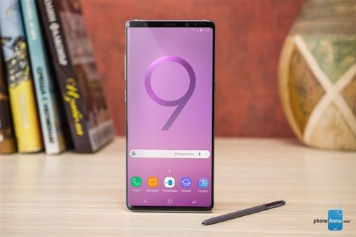 三星,Note 9,新iPhone X,samsung,旗艦,愛瘋圖/翻攝自phonearena