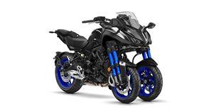 Yamaha Niken。(圖/翻攝Yamaha網站)