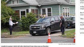 警方攔查違規車輛 意外發現3屍命案 圖/翻攝自bostonglobe