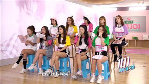 創造101,陳芳語/翻攝自2018偶像練習生YouTube