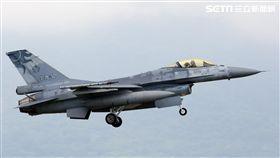 空軍一架F-16戰機 基隆山區失聯(圖/翻攝畫面)