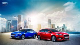 Ford推出6月購車優惠方案。(圖/Ford提供)