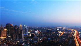 台中、城市、景象、風景、台中城、台中市(圖/Pixabay)