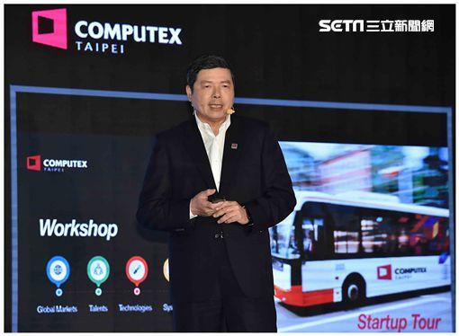 2018年台北國際電腦展,COMPUTEX 2018,外貿協會,葉明水