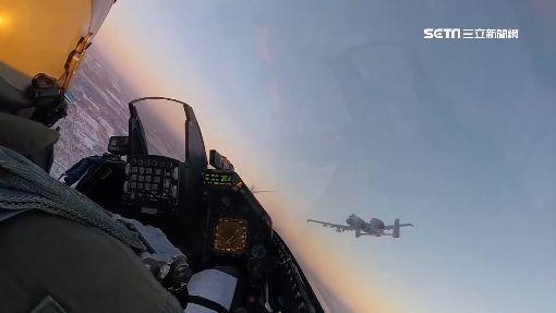 F-16墜毀追因 「機械故障、空間迷向」釀禍?