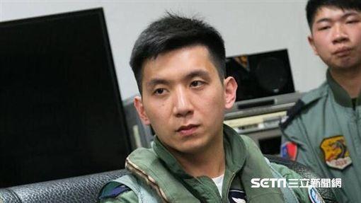 失聯F-16戰機吳彥霆少校 軍聞社資料照片