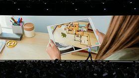ARkit 2.0 擴增實境 翻攝影片 iPhone iPad