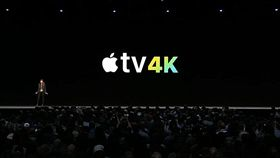 apple TV 4K tvOS 翻攝影片