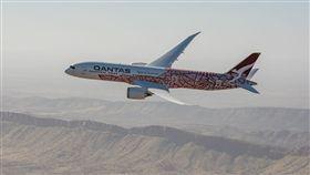 -澳洲航空-QANTAS-圖/翻攝自QANTAS臉書