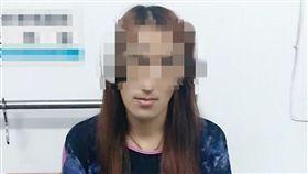 30歲吸毒女被逮 容貌衰老像50歲 北港,毒品,通緝犯,安非他命,吸毒,衰老,入監 毅哥提供