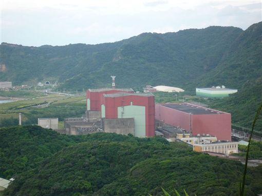 第二核能發電廠。(圖/翻攝維基百科)