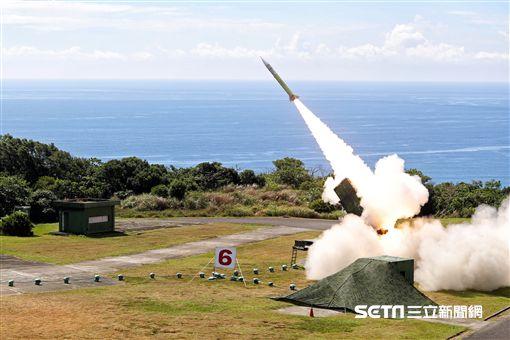 美製愛國者飛彈 國防部提供