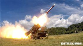 中科院自製的天弓一型飛彈 國防部提供