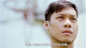 林志傑親自獻聲錄製影片(圖/翻攝自YouTube)