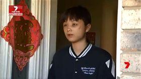 中國籍女疑遭在澳台灣黑幫擄走(圖/翻攝自7 News Brisbane臉書)