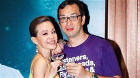 ▲彭佳慧與老公王丕仁12年婚姻宣告破裂。(圖/翻攝自臉書)