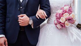 夫妻,結婚,家庭,示意圖(翻攝pixabay)