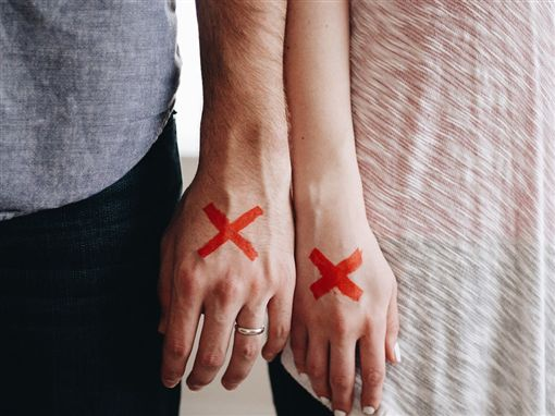 男友,女友,失戀,分手,吵架(圖/翻攝自Pixabay)
