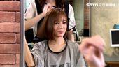 高宇蓁因《金家好媳婦》劇情需要,剪掉留了長達10年的長髮