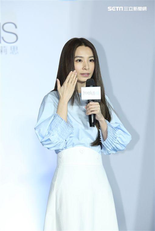 田馥甄出席日系保養品牌代言活動
