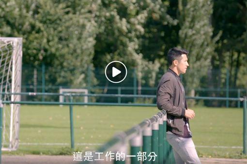 ▲夏維耶(陳昌源)。(圖/翻攝自「敢夢者:最後一擊 陳昌源」預告片)