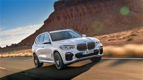 BMW X5。(圖/翻攝BMW網站)