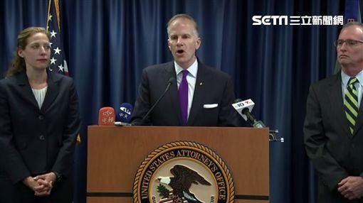 美國檢察官提出新事證控告孫安佐。(圖/翻攝自臉書)
