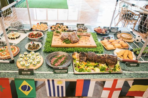 FIFA,世界盃,自助餐廳,豐FOOD,豐世足,菜色,世足賽