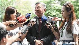 經濟部長沈榮津出席innovex開幕典禮。 (圖/記者林敬旻攝)