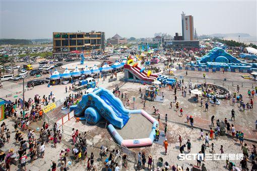 韓國夏日慶典,保寧泥漿節。(圖/韓國觀光公社提供)
