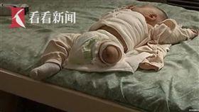 中國大陸,嬰兒,吹風機,截肢,燙傷(圖/看看新聞)