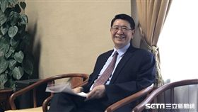 立法院秘書長林志嘉。(圖/記者林惟崧攝)