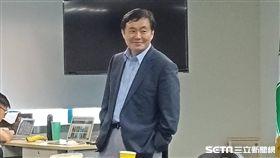 民進黨秘書長洪耀福(圖/記者李英婷攝)