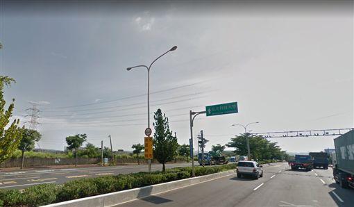 台中,十大,測速照相桿,路口,罰金,280萬,吸金(圖/翻攝自Google Maps)