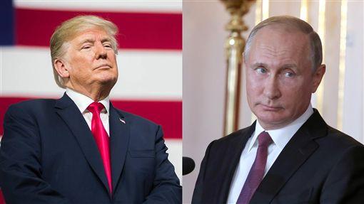 川普、普丁合成圖翻攝自Vladimir Putin、Donald J. Trump臉書
