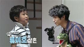 超人回來了,劉以豪,昇材/翻攝自KBS YouTube