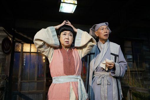 ▲▼《切小金家的旅館》為台灣首見的驚嚇懸疑喜劇。(圖/良人行影業提供)