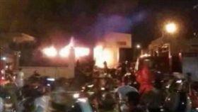 2014年5月越南爆發排華事件,台商全遭波及,越南人遍地開花攻擊台廠。