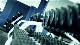 健身房,運動(圖/pixabay)