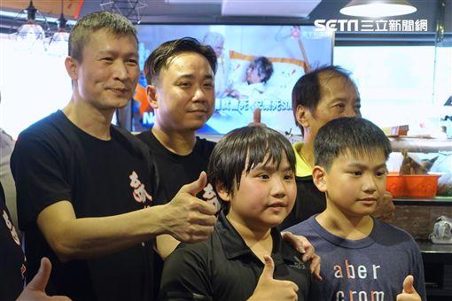 秦楊(圖/記者李嘉紘攝)