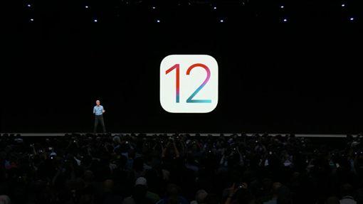 iOS 12(圖/翻攝自YouTube)