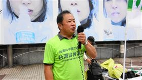 日本兩岸問題研究者永山英樹 圖翻攝自永山英樹臉書