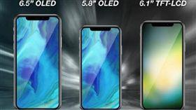 郭明錤,iPhone,OLED螢幕,iPhone X,螢幕,LCD,旗艦,蘋果