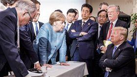 七大工業國集團(G7)高峰會(圖/翻攝自推特)